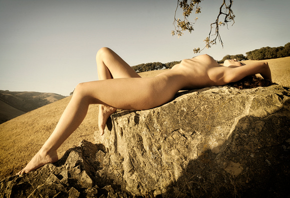 Artistic photography nudes at home
